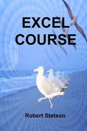 Excel Course ebook by Robert Stetson