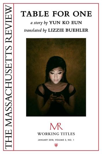 Table for One ebook by Yun Ko Eun,Lizzie Buehler (translator)