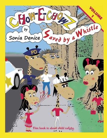 Saved by a Whistle ebook by Sonia Denice