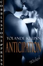 Anticipation ebook by Yolande Kleinn
