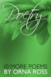Ten Thoughts About Love (Poetry Pamphlet Series. II) ebook by Orna Ross