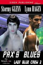 Pax's Blues ebook by Stormy Glenn, Lynn Hagen