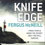Knife Edge - Detective Inspector Harland is about to be face to face with a killer . . . audiobook by Fergus McNeill