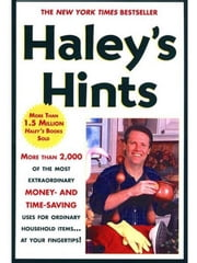Haley's Hints ebook by Graham Haley,Rosemary Haley