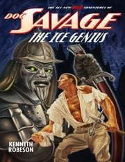 Doc Savage: The Ice Genius ebook by Kenneth Robeson