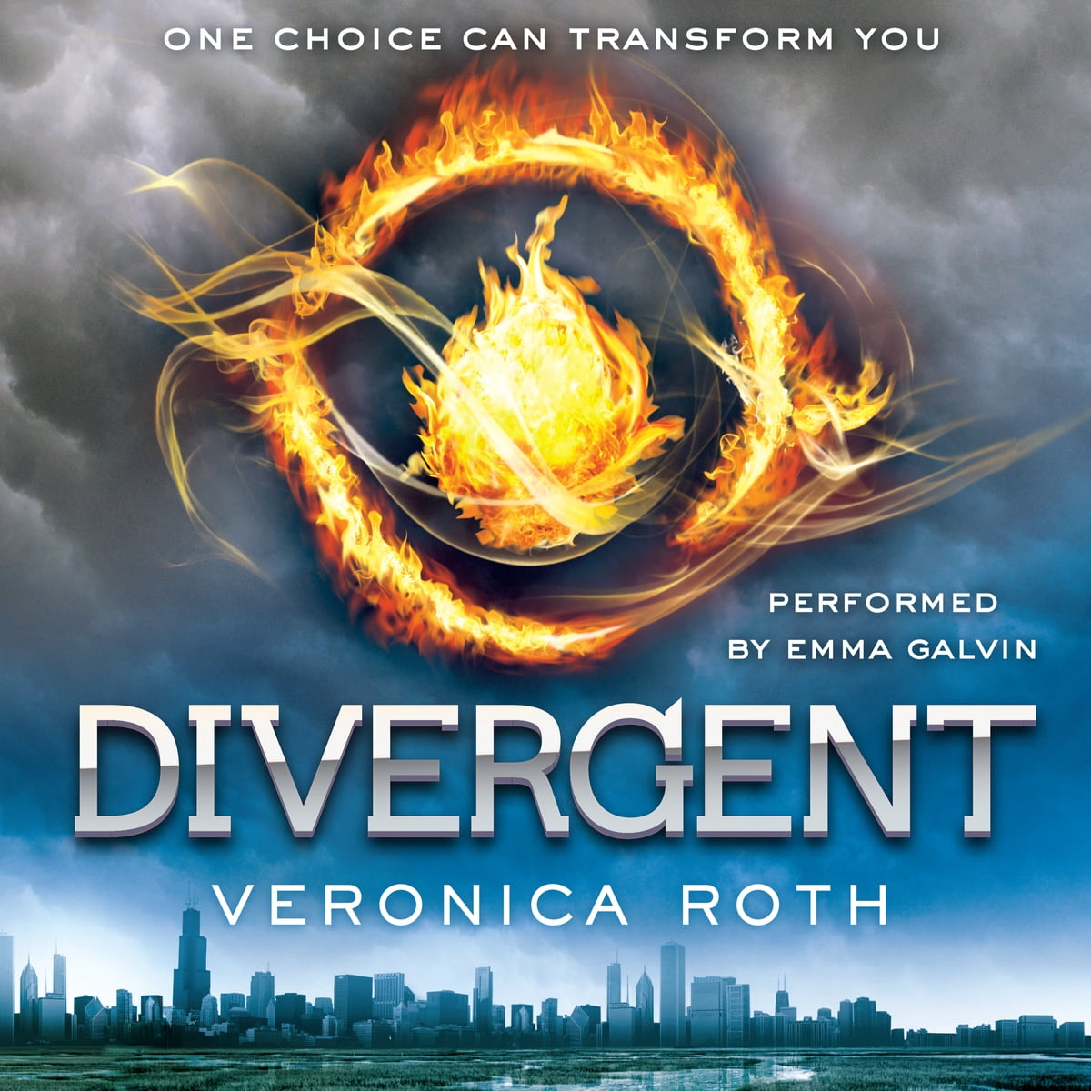 Divergent audiobook by Veronica Roth - Rakuten Kobo