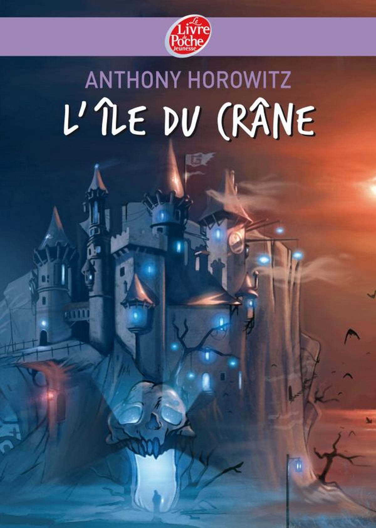 L Ile Du Crane Ebook De Anthony Horowitz 9782013230544 Rakuten Kobo France