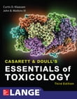 Casarett & Doull's Essentials of Toxicology, Third Edition