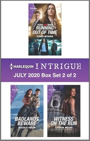 Harlequin Intrigue July 2020 - Box Set 2 of 2 ebook by Cindi Myers, Nicole Helm, Cassie Miles