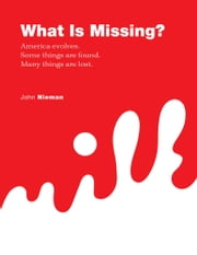What Is Missing? - America evolves. Some things are found. Many things are lost. ebook by John Nieman