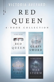 Red Queen 4-Book Collection - Books 1-4 ebook by Victoria Aveyard