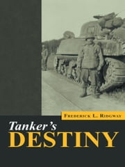 Tanker's Destiny ebook by Frederick L. Ridgway