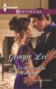 A Debt Paid in Marriage ebook by Georgie Lee