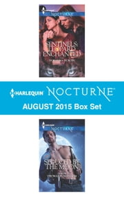 Harlequin Nocturne August 2015 Box Set - Sentinels: Leopard Enchanted\Seduced by the Moon ebook by Doranna Durgin,Linda Thomas-Sundstrom