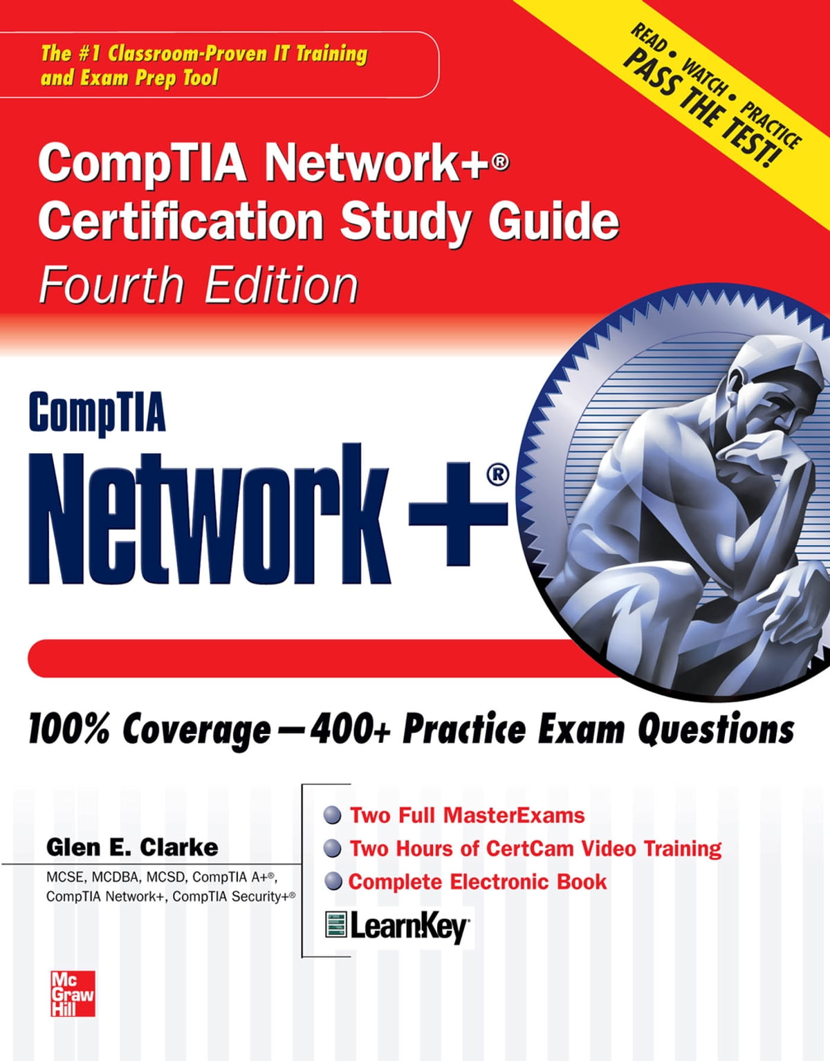 Comptia network certification study guide 4e enhanced ebook comptia network certification study guide 4e enhanced ebook ebook by glen e clarke 9780071771085 rakuten kobo 1betcityfo Gallery