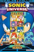 "Sonic Universe #51 ebook by Patrick ""SPAZ"" Spaziante, Ian Flynn, Jamal Peppers,..."