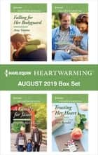 Harlequin Heartwarming August 2019 Box Set - A Clean Romance eBook by Amy Vastine, Cari Lynn Webb, Virginia McCullough,...