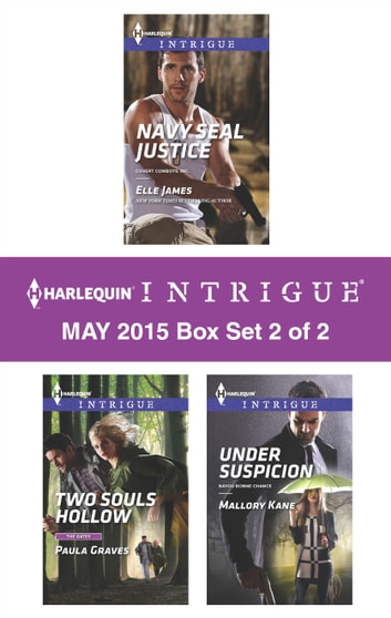 Harlequin Intrigue May 2015 - Box Set 2 of 2 - An Anthology 電子書 by Paula Graves,Elle James,Mallory Kane