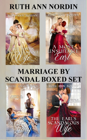 Marriage by Scandal Boxed Set ebook by Ruth Ann Nordin