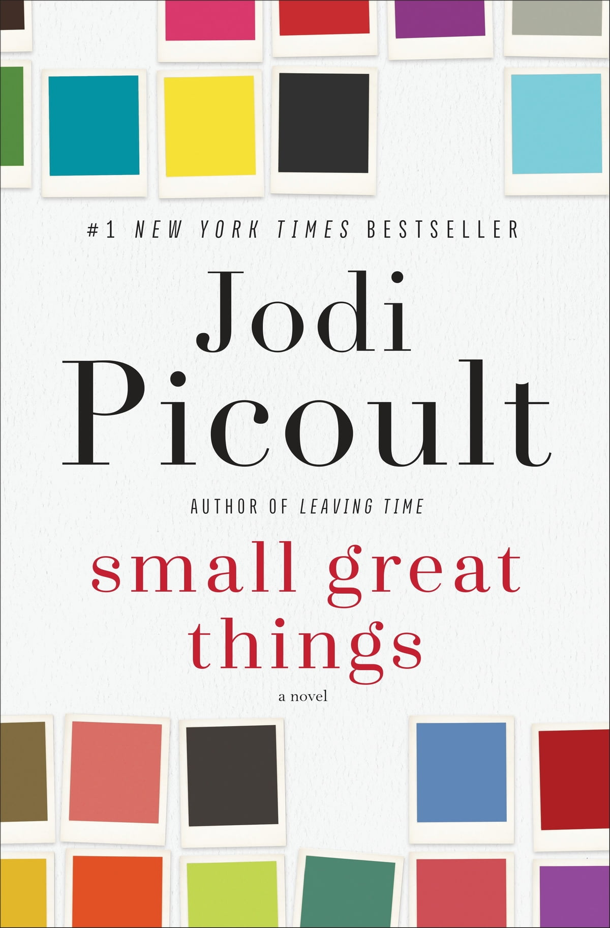 Small Great Things  A Novel Ebook By Jodi Picoult