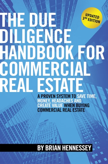 The due diligence handbook for commercial real estate ebook by brian the due diligence handbook for commercial real estate ebook by brian hennessey fandeluxe Images