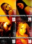 Beautiful Babes Collected Edition 4- 4 sexy photo books in one