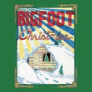 Big Foot Christmas ebook by Douglas Drake a.k.a Happy Pappy