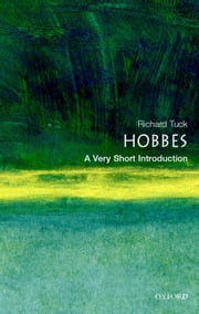 Hobbes: A Very Short Introduction ebook by Richard Tuck