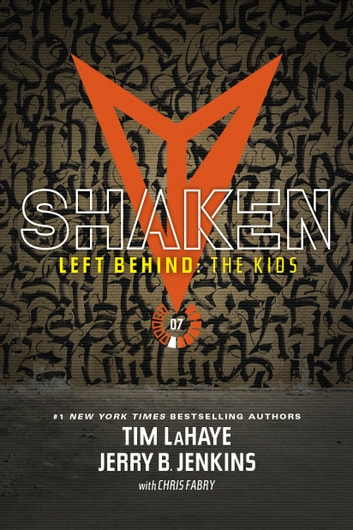 Shaken ebook by Jerry B. Jenkins,Tim LaHaye