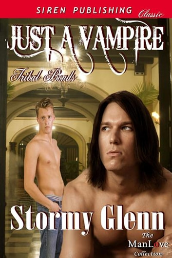 Just a Vampire ebook by Glenn, Stormy
