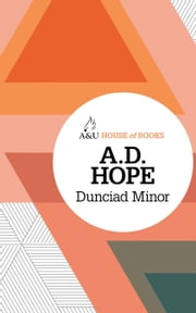 Dunciad Minor ebook by A. D. Hope