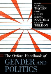 The Oxford Handbook of Gender and Politics ebook by