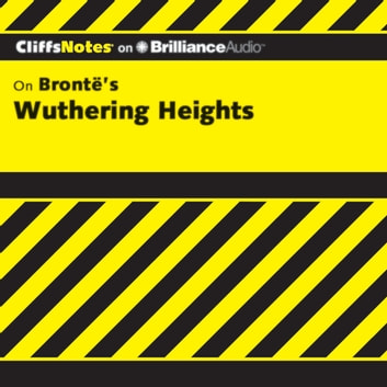 Wuthering Heights audiobook by Richard Wasowski, M.A.