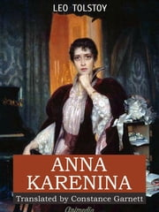Anna Karenina ebook by Leo Tolstoy,translated by Constance Garnett