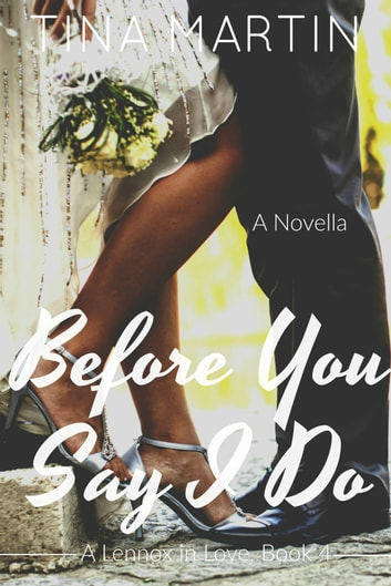 Before You Say I Do ebook by Tina Martin
