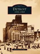 Detroit ebook by David Lee Poremba