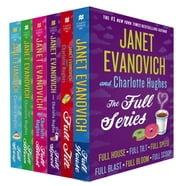 The Full Series, The Complete Collection - Full House; Full Tilt; Full Speed; Full Blast; Full Bloom; Full Scoop ebook by Janet Evanovich,Charlotte Hughes