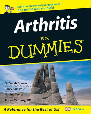 Arthritis For Dummies ebook by Barry Fox,Nadine Taylor,Jinoos Yazdany,Dr. Sarah Brewer