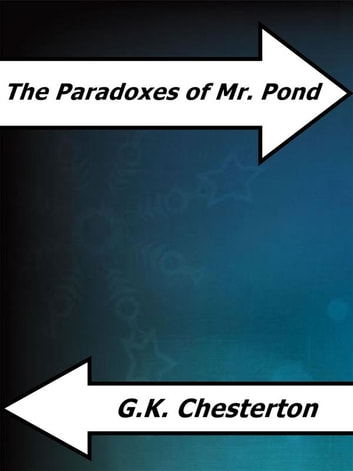 The Paradoxes of Mr. Pond ebook by G.K. Chesterton