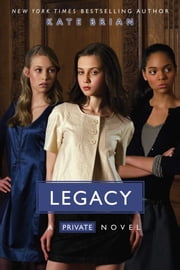 Legacy ebook by Kate Brian