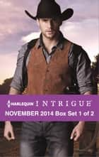 Harlequin Intrigue November 2014 - Box Set 1 of 2 - Rustling Up Trouble\Boneyard Ridge\Cold Case at Cobra Creek ebook by Delores Fossen, Paula Graves, Rita Herron
