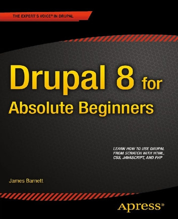 Drupal Ebook For Beginners