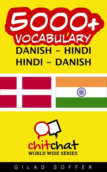 5000+ Vocabulary Danish - Hindi ebook by Gilad Soffer