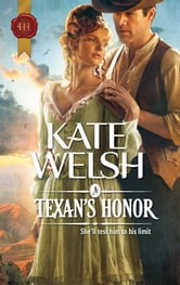 A Texan's Honor ebook by Kate Welsh
