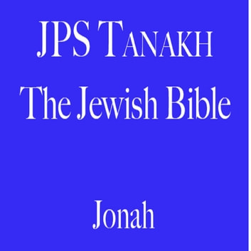 Jonah audiobook by The Jewish Publication Society
