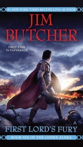 First Lord's Fury ebook by Jim Butcher