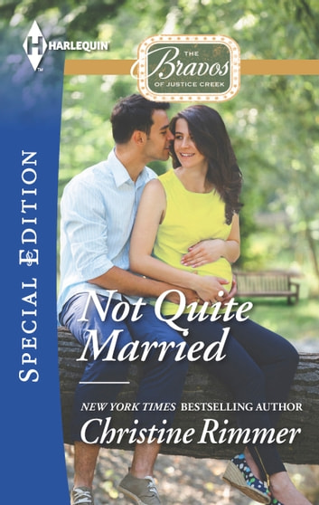 Not Quite Married ebook by Christine Rimmer