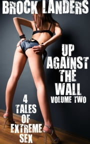 Up Against The Wall: Volume Two - 4 More Tales Of Extreme Sex ebook by Brock Landers