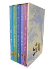 Winnie The Pooh Deluxe Gift Box ebook by A. A. Milne,Ernest H. Shepard