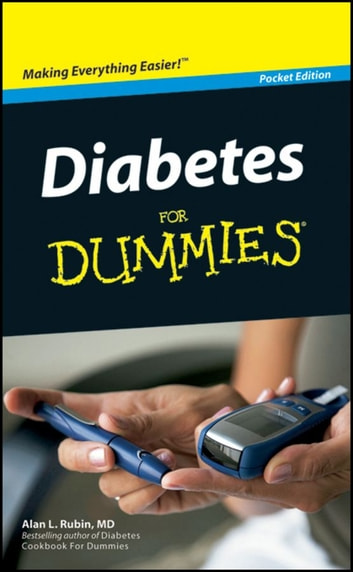 Diabetes For Dummies®, Pocket Edition ebook by Dummies